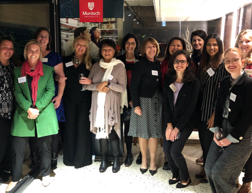 Paying-it-forward: Murdoch University, women in leadership mentoring program